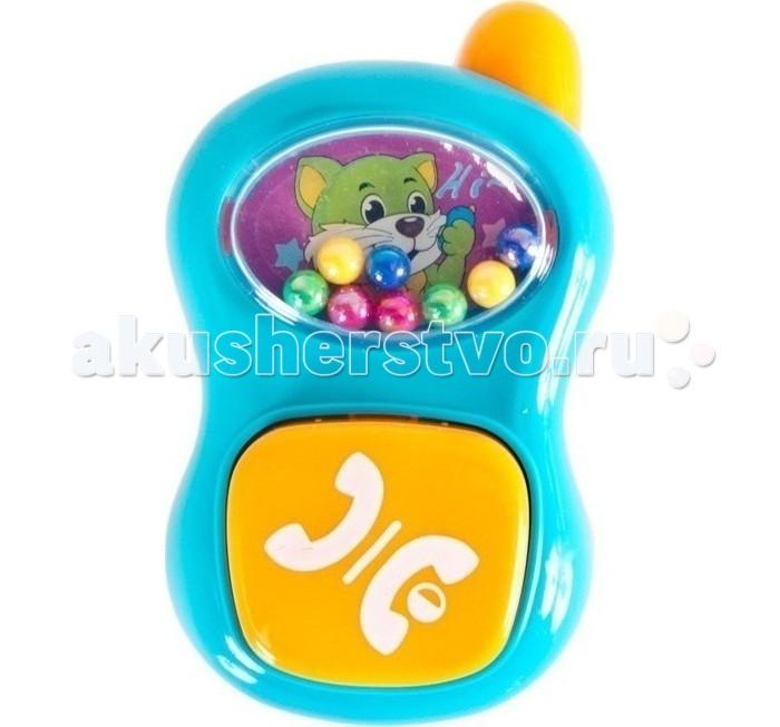 Погремушка Huile Toys Телефончик