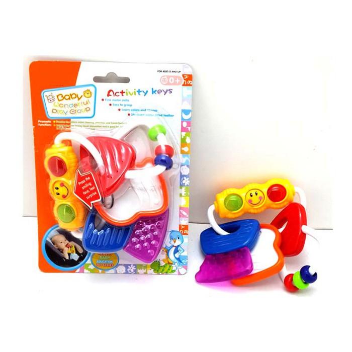 Погремушка Huile Toys Погремушка