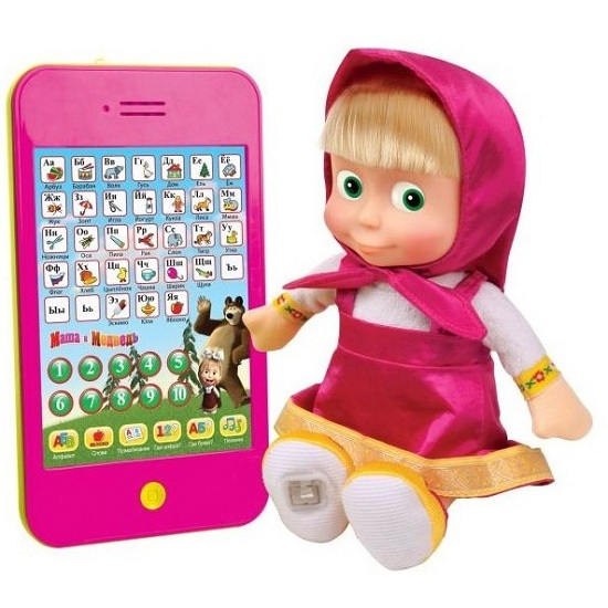 Интерактивные игрушки Мульти-пульти Акушерство. Ru 2300.000