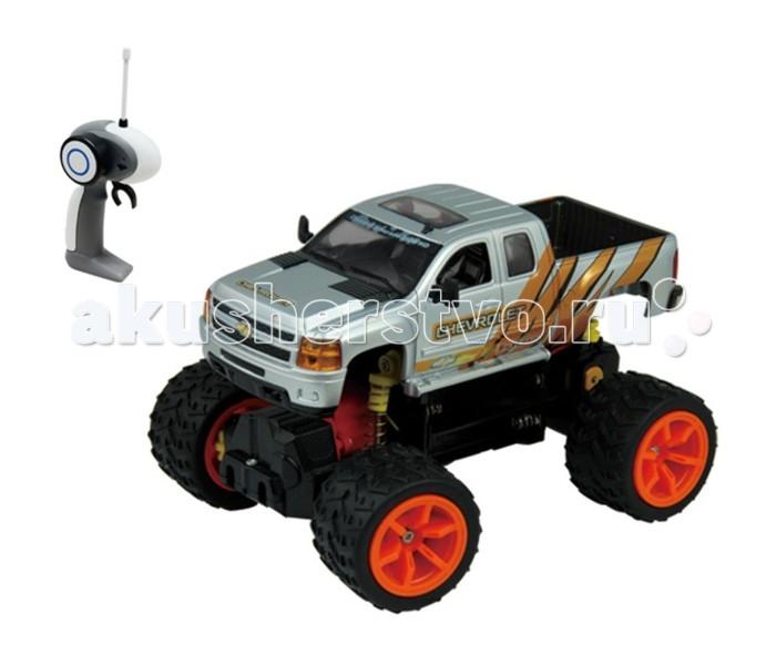 Auldey Машина на батарейках радиуоправляемая Сhevrolet-Silverado LC297050-8