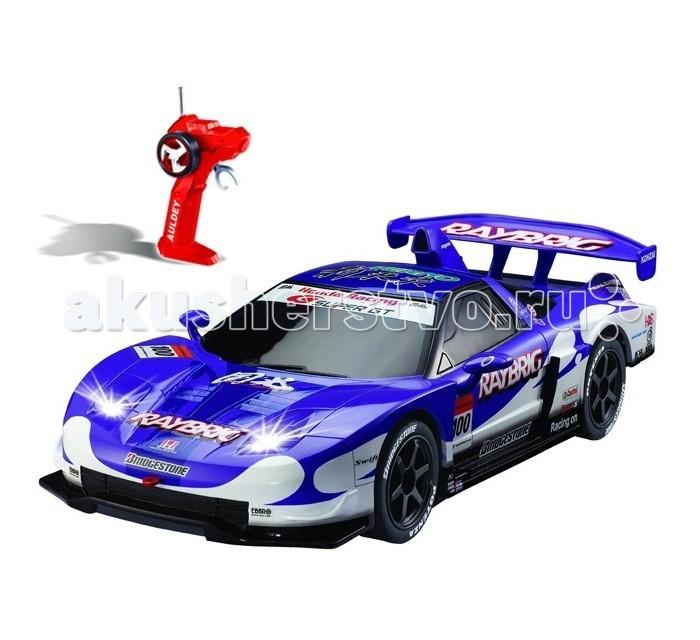 Auldey Машина на батарейках радиуоправляемая HONDA NSX SUPER GT LC296620-6