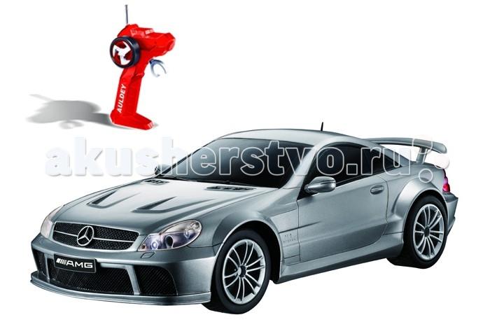 Auldey Машина на батарейках радиуоправляемая Mercedes-Benz SL65 LC296760-8