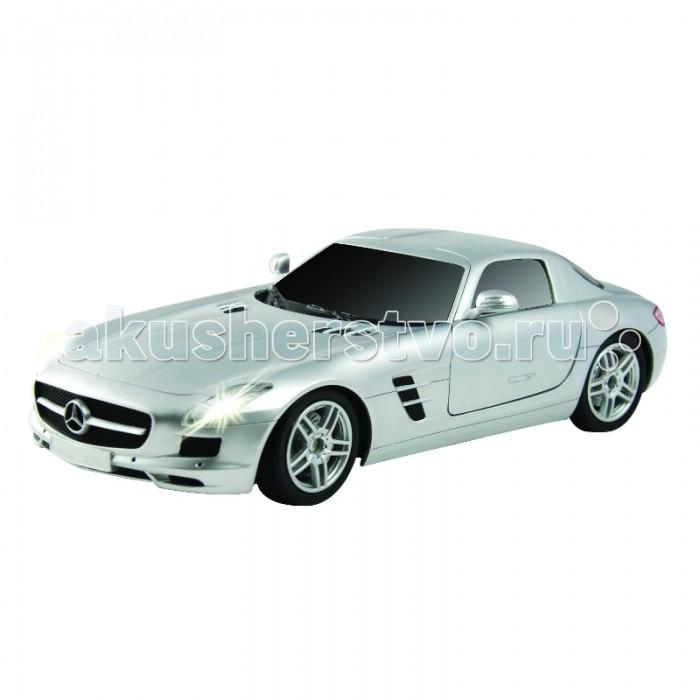 Auldey Машина на батарейках радиуоправляемая Mercedes-Benz-SLS-AMG LC296810-8