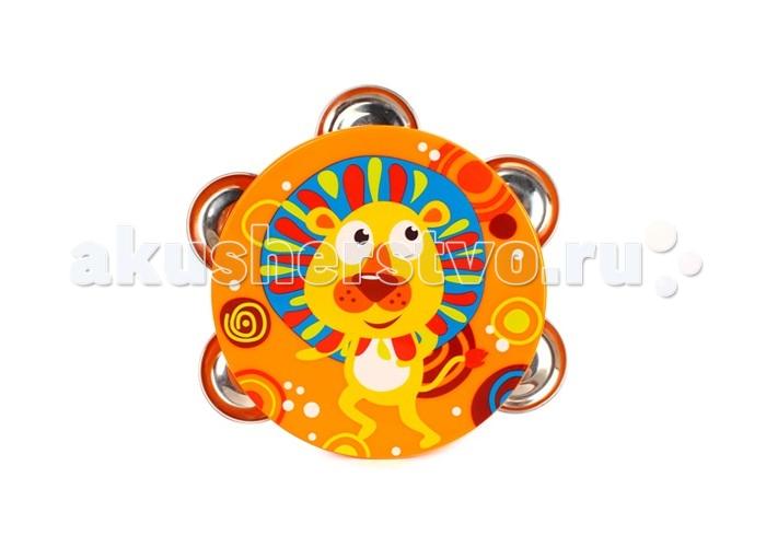 Музыкальная игрушка Huile Toys Бубен детский