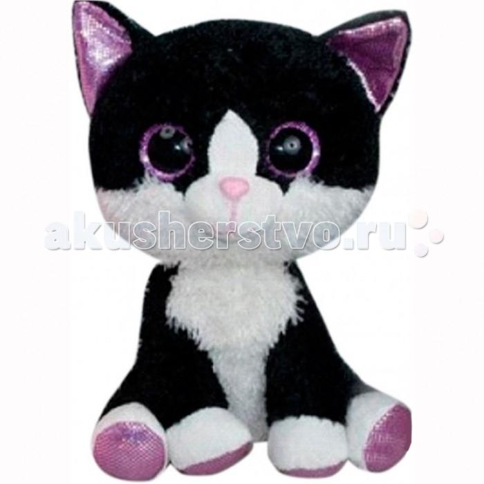 Мягкая игрушка Fancy Котик глазастик 23 см
