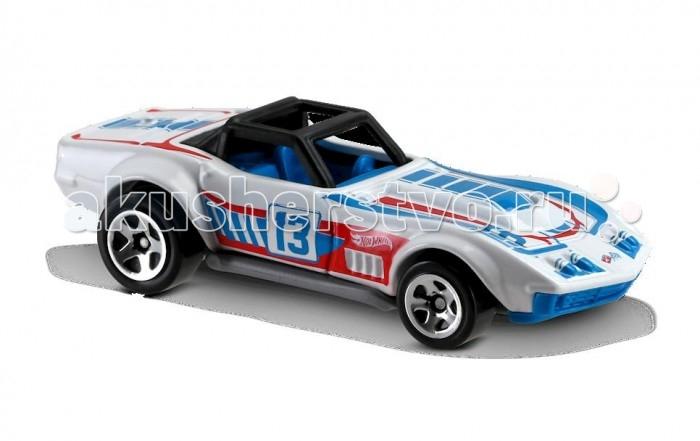 Hot Wheels Машинка 69 Corvette RacerМашинка 69 Corvette RacerHot Wheels Машинка 69 Corvette Racer имеет очень красивый дизайн и невероятно реалистична.  Особенности: Она отлично детализирована, ее яркий корпус и мощные колеса увлекут вашего ребенка в игру очень надолго.  Машинка достаточно компактна, поэтому ее всегда можно взять с собой на улицу или в путешествие, чтобы там наслаждаться игрой. Машинка продается в красочной блистерной упаковке.   Размер: 11х11х3 см<br>