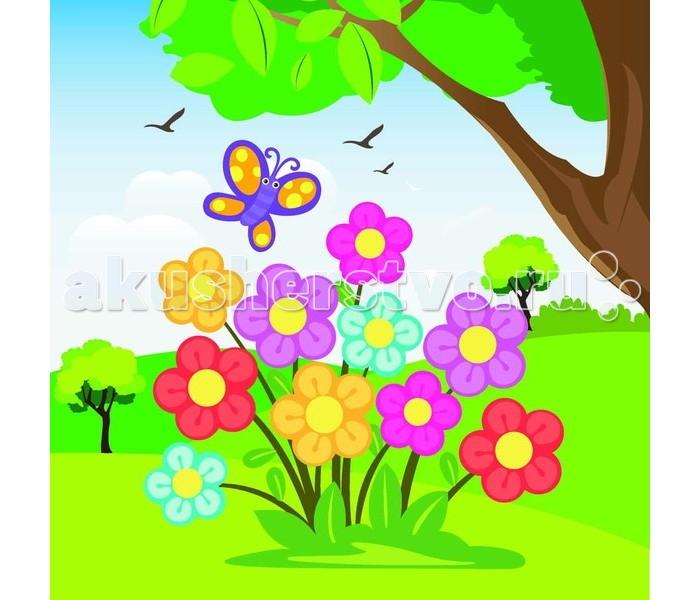 Раскраска Феникс Пазл-водораскраска Цветы 4 элементаПазл-водораскраска Цветы 4 элементаПазл Цветы от издательства Феникс смотрится очень красиво, но прежде, чем наполнить эту картинку жизнью и цветом, ее нужно будет собрать, что добавляет процессу увлекательности. И все, что нужно, чтобы раскрасить этот красивый букет - это обычная вода, и потому раскрашивание будет похоже на маленькое домашнее волшебство!  Основные характеристики:   Размер: 22 х 22 см<br>