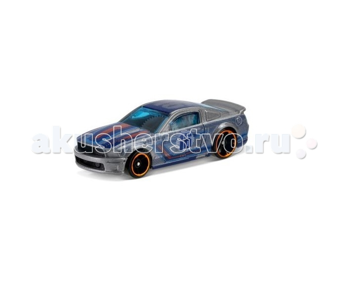 Hot Wheels Машинка 07 Ford Mustang