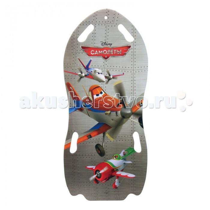 Ледянка 1 Toy для двоих Самолетыдля двоих Самолеты1 Toy Ледянка Самолеты Т56366 для двоих легкая, поэтому ваш ребенок не устанет поднимать ее на горку. Изготовлена из структурированного пластика. Для удобства у ледянки по бокам расположены две пары прорезных ручек, что позволяет удерживаться во время спуска. Это отличная возможность провести выходной день на свежем воздухе, погрузившись в океан острых ощущений, которые захочется получать снова и снова.  Ледянка c красочным дизайном и популярной лицензией Самолеты от Disney.  Максимальная нагрузка: 150 кг Размер: 92х55х5 см<br>
