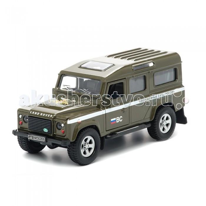 ��������� ����� ������� ����������� Land Rover Defender �� ������ (����, ����) 1:32