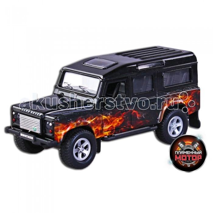 ��������� ����� ������������� ����������� ������� Land Rover Defender ����� (����, ����) 1:43