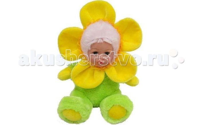 Sonata Style Кукла Цветочек 25 см GT7611Кукла Цветочек 25 см GT7611Sonata Style Кукла GT7611 Цветочек, 25 см.  Sonata Style Кукла Цветочек 25 см GT7611 - это забавная игрушка, которая создана для детей старше 3 лет. Она изготовлена из качественных материалов, которые абсолютно безвредны для ребенка. Плюшевая кукла в образе цветочка обязательно понравится вашему малышу. Игрушка способствует развитию воображения и тактильной чувствительности у детей.<br>