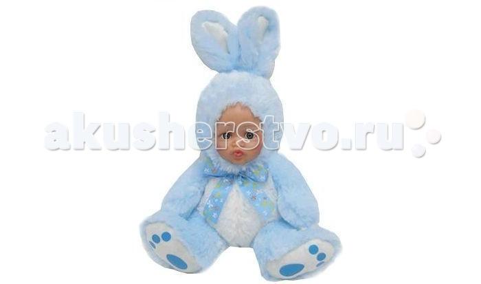 Мягкая игрушка Sonata Style Кукла Зайчик 20 см GT7612Кукла Зайчик 20 см GT7612Sonata Style Кукла GT7612 Зайчик, 20 см.  Sonata Style Кукла Зайчик 20 см GT7612 - это забавная игрушка, которая создана для детей старше 3 лет. Она изготовлена из качественных материалов, которые абсолютно безвредны для ребенка. Плюшевая кукла в образе зайчика обязательно понравится вашему малышу. Игрушка способствует развитию воображения и тактильной чувствительности у детей.<br>