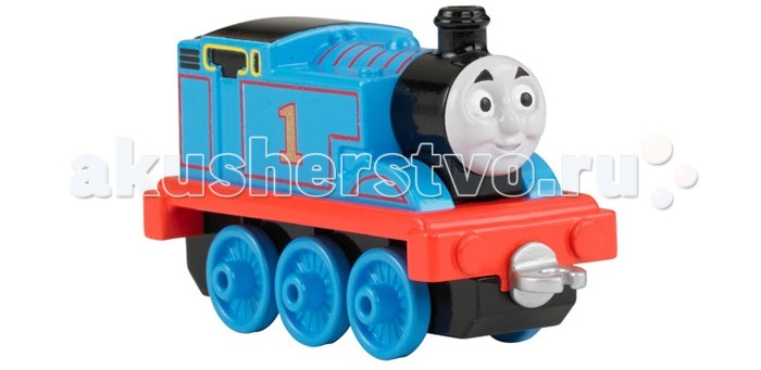 Thomas & Friends Паровозик Томас синий