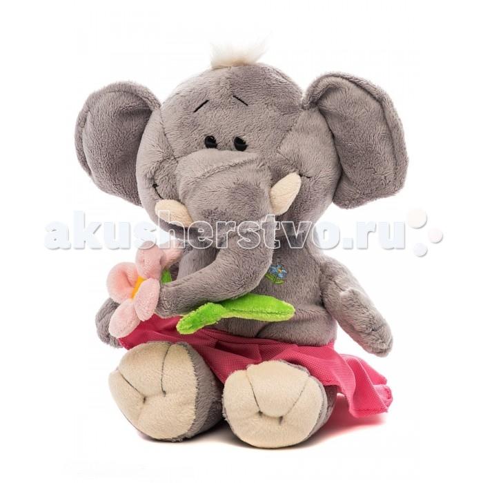 Мягкая игрушка Sonata Style Слон с цветком 22 см GT7474Слон с цветком 22 см GT7474Sonata Style Слон GT7474 с цветком, 22 см.  Слон с цветком Sonata Style GT7474 - это забавная игрушка, которая обязательно понравится вашему малышу. Она изготовлена из качественных материалов, которые абсолютно безвредны для ребенка. Модель способствует развитию воображения и тактильной чувствительности у детей.<br>