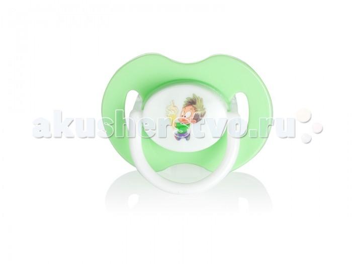 Пустышка Babyland классическая 0-6 мес.классическая 0-6 мес.Babyland Пустышка классическая 0-6 мес.  Классическая соска от Babyland идеально подходит для развития детских зубов и десен. Форма соски будет удобна для рта любого ребенка. Мягкая, как шелк, не скользящая поверхность обеспечит то, что соска не выскользнет изо рта у малыша.<br>