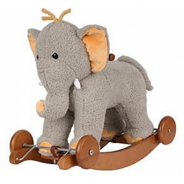 Качалки-игрушки Jolly Ride Слоник JR 613 со звуковым эффектом