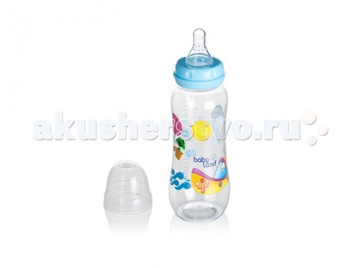 Бутылочка Babyland для кормления 240 мл