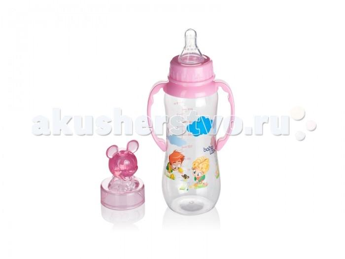 Бутылочка Babyland для кормления 240 мл 243