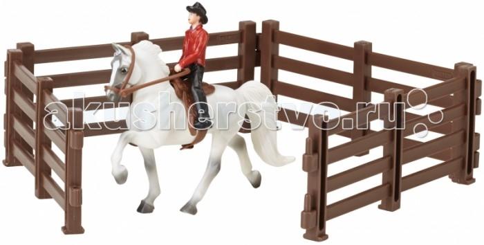 Breyer Набор лошадь и наездник