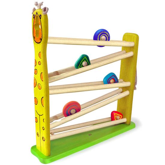 Деревянная игрушка I'm toy Жираф