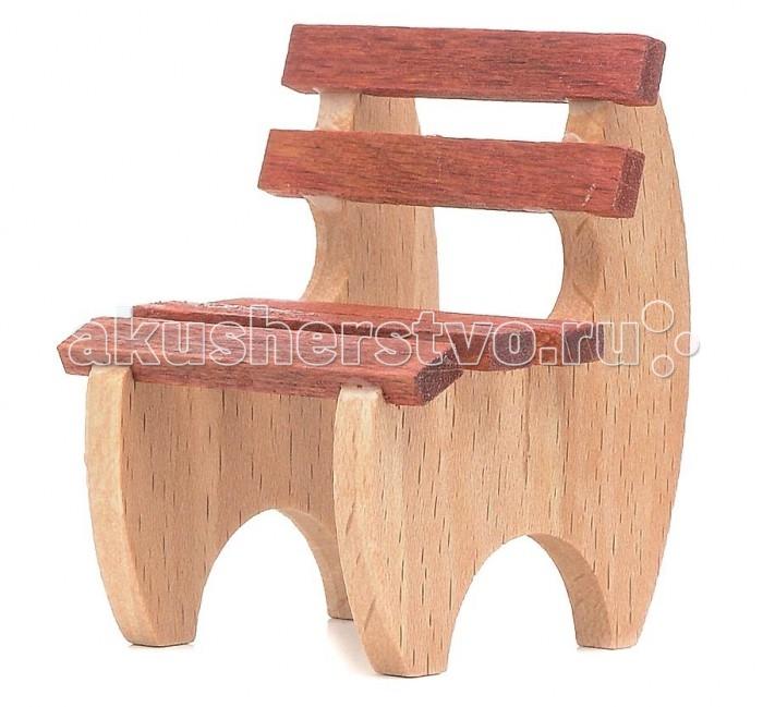 Pupsique Садовый стульчик для кукол