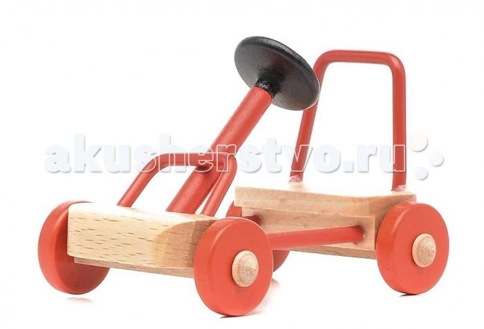 Pupsique Машинка баги для куколМашинка баги для куколМашинка баги для кукол - это прекрасный аксессуар для игры с мини-куклами.   Ваш ребенок может придумать и разыграть различные ситуации, например, поездку за город или веселые игры на деревенском дворе.  Игрушка изготовлена из высококачественного материала, в производстве используется древесина бука и клена.   Игрушка обеспечивает развитие и обучение вашего ребенка в процессе игры.  Размер 5х4х6 см.<br>