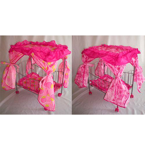 Игрушечные кроватки Mary Poppins с пологом