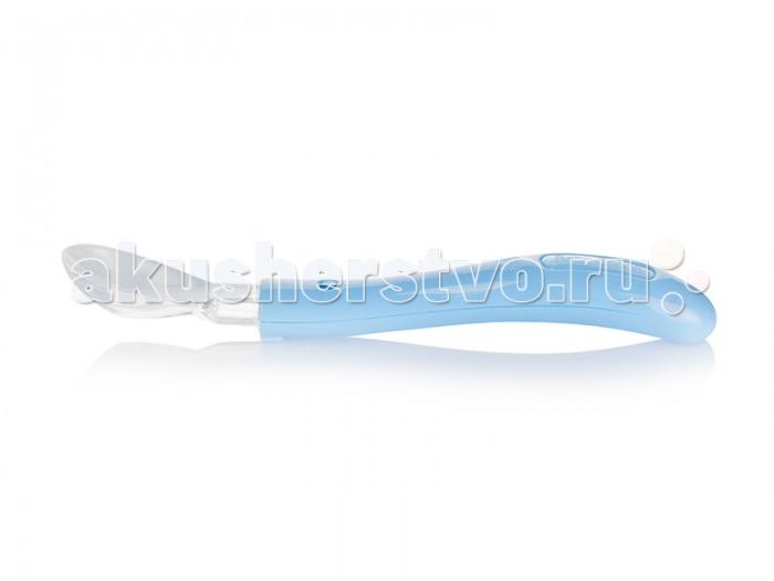 Babyland ложка детская силиконовая size L