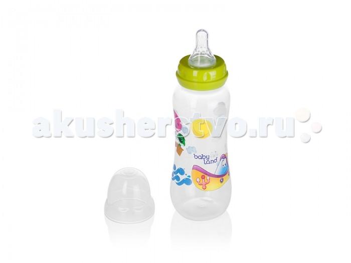 Бутылочка Babyland для кормления 240 мл 299