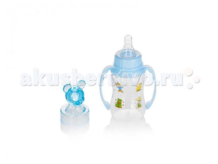 Бутылочка Babyland для кормления 150 мл 319