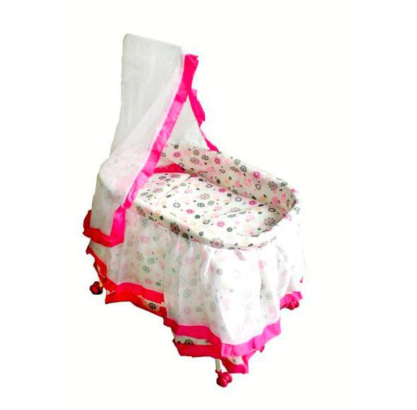 Игрушечные кроватки Mary Poppins с балдахином 67053