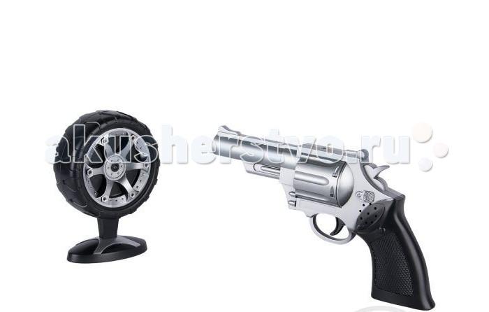 Игруша Игровой набор Пистолет и мишень
