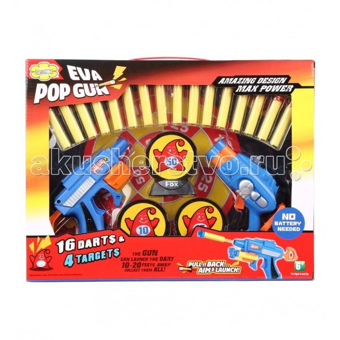 Игруша Игровой набор Бластер I-CB999731