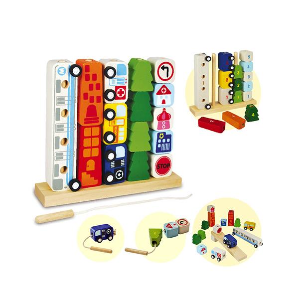 Деревянные игрушки I`m toy