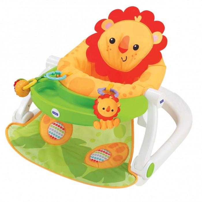 Стульчик для кормления FitchBaby Sit-Me-Up складной с подносом 88941Sit-Me-Up складной с подносом 88941Вы ищете компактный детский стульчик который всегда можно взять с собой и в находясь в котором ваш малыш будет всегда чувствовать себя как дома?  Детский стул Fitch Baby Sit-Me-Up поможет вашему ребенку комфортно сидеть на полу.  Мягкий материал покрытия, съемные игрушки на кольцах и веселые пищалки под ногами - помогут во время игры.  Съемный поднос можно использовать во время игры или легкого перекуса.  Стульчик можно сложить простым движением.  Его очень удобно перенести или забрать с собой в поездку.<br>