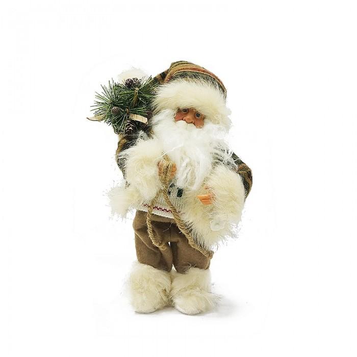 Maxitoys Фигура Дед Мороз в Шубе музыкальный 40 см