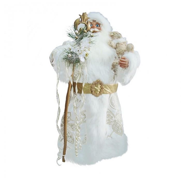 Maxitoys Фигура Дед Мороз с Елкой 46 см