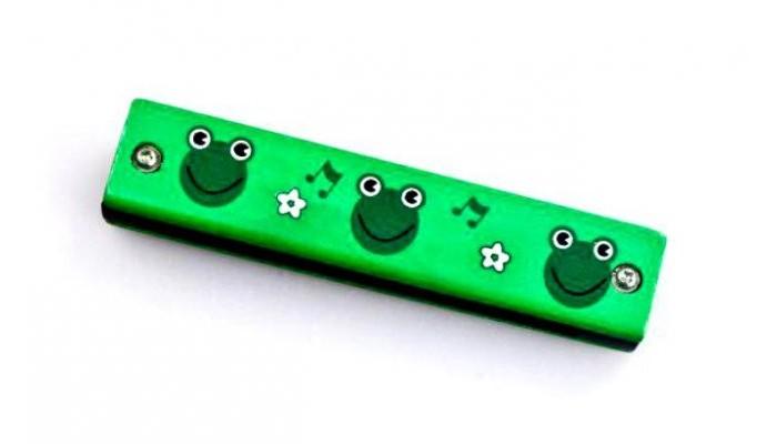 Музыкальная игрушка Mapacha Губная гармошка