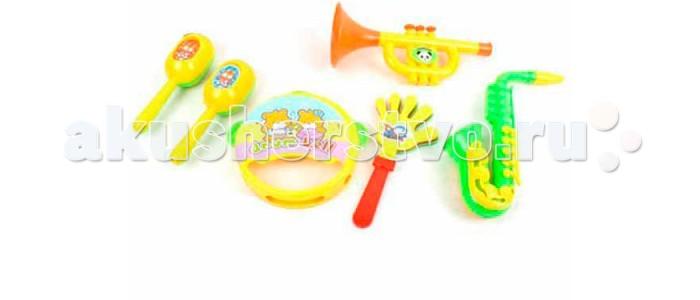 Музыкальная игрушка S+S Toys Набор музыкальных инструментов СС75449