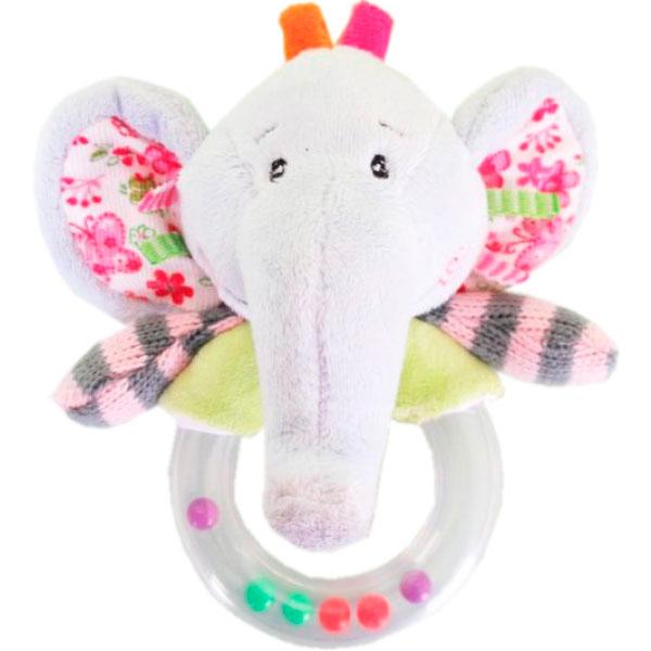 Погремушка Жирафики Слон