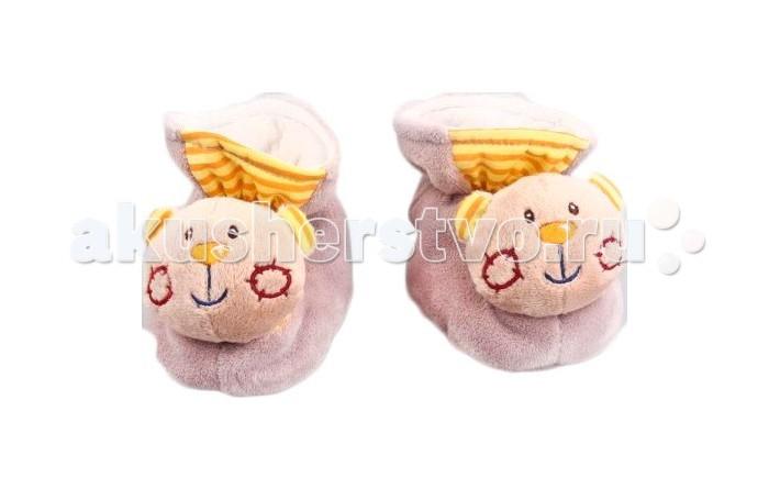 Жирафики Тапочки Мишки 93658