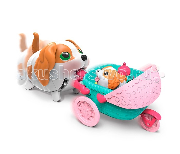 Spin Master Chubby Puppies Щенки Транспорт