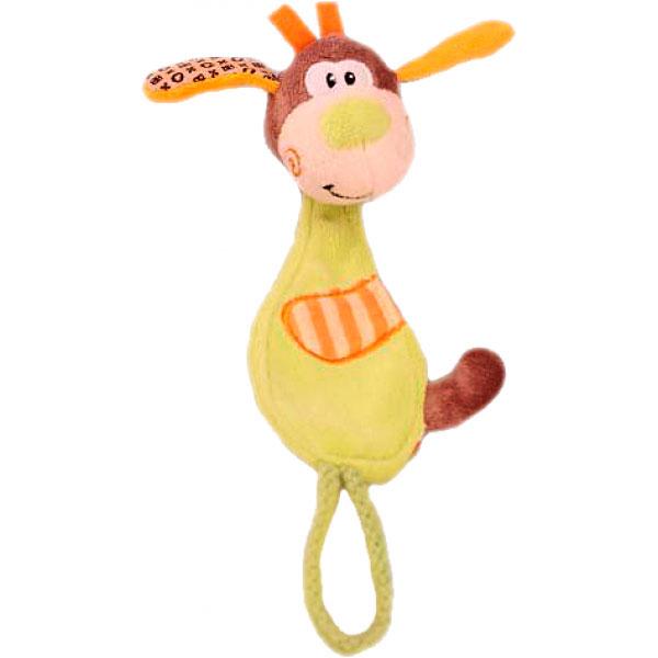 Жирафики Прищепка для соски Веселый щенок