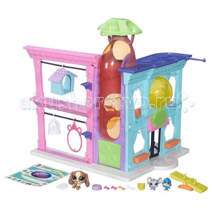 Littlest Pet Shop Игровой набор Зоомагазин