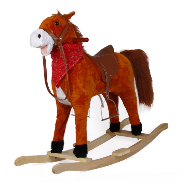 Качалки-игрушки Jolly Ride Лошадка 1492-5