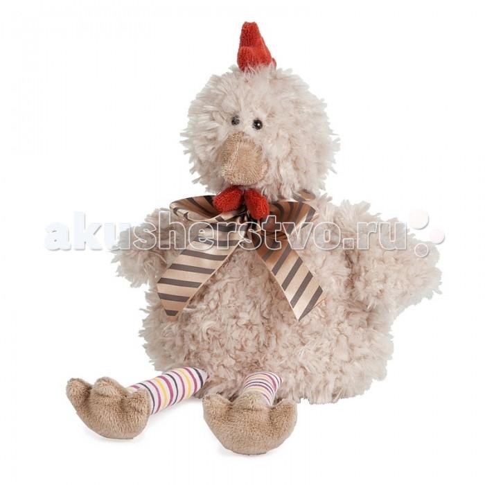 Мягкая игрушка Maxitoys Курочка с полосатыми ногами 20 смКурочка с полосатыми ногами 20 смКурочка с полосатыми ногами - забавная мягкая игрушка из искусственного мякгкого меха. На курочке одета милый шарфик, а глазки сделаны из пластмассы.  Игрушка имеет небольшой размер, что позволяет везде брать её с собой.   Такая игрушка, непременно станет любимой у ребенка.<br>