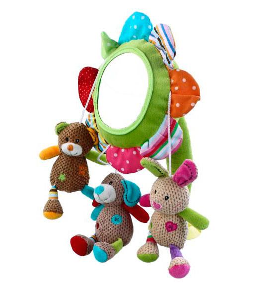 Подвесная игрушка Жирафики Веселые Малыши
