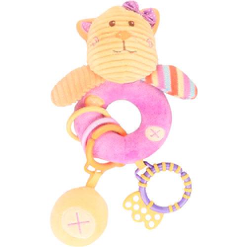 Подвесная игрушка Жирафики Кошка Лили