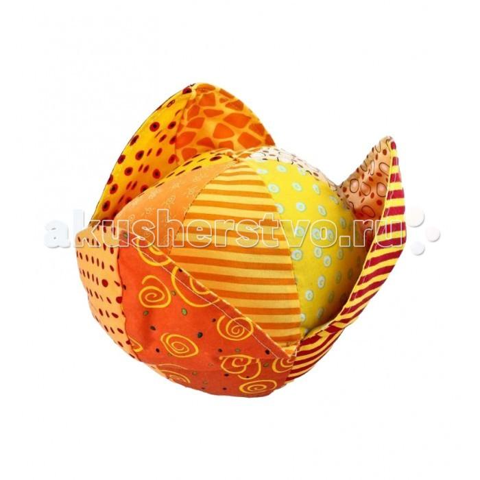 Развивающая игрушка Жирафики Апельсин 93633Апельсин 93633Игрушка Жирафики Апельсин имееет яркие, контрастные цвета – это привлекает внимание, а также знакомит с разнообразием цветов. Разнофактурные материалы, прорезыватели и звуковые элементы способствуют развитию воображения, сенсорных способностей, мелкой моторики рук, концентрации внимания, координации и последовательности движений.   Изготовлена игрушка из высококачественных и безопасных материалов, поэтому подойдет для игры самых маленьких.  Размеры: 14.5х14.5х20 см<br>